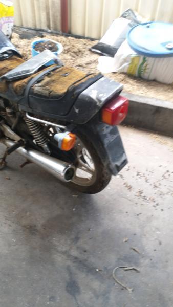 Bike honda cb 250