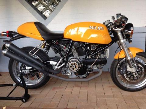 Ducati Sport 1000 (sport classic series)