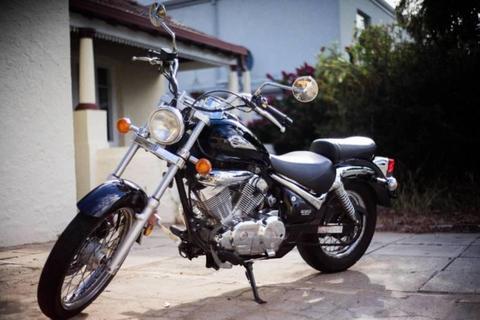 2008 Suzuki Intruder 250cc