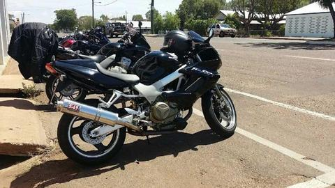 Honda VTR1000F, must sell or swap to smaller bike!