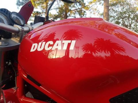 2005 Ducati Monster S2R 800