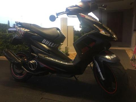 TGB 160 Bullet Limited Edition excellent Condition