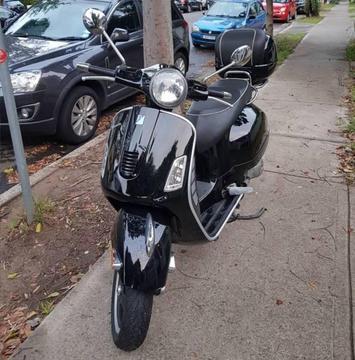 Vespa GTS 300 - 2009