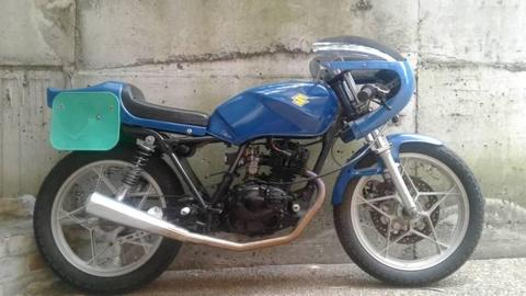 SUZUKI GS125 SUPERLITE TRACK BIKE RACE BIKE