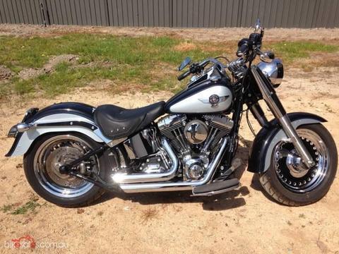 2012 Harley Davidson Fat Boy