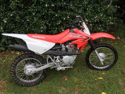 Honda CRF80F Motorcycle