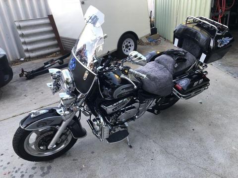 Motorbike Cruiser