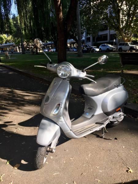 VESPA 2006 2-stoke 50cc