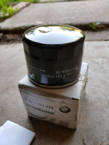 Husqvarna Nuda 900 Oil Filter
