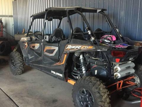 POLARIS RZR 1000 BUGGY