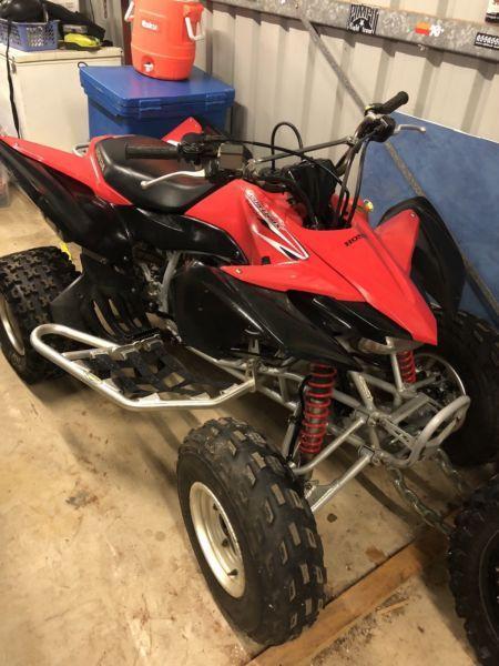 09 Honda trx 400