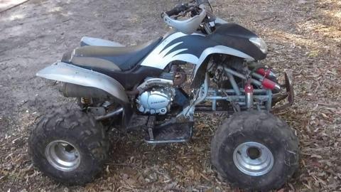 Quad Bike used