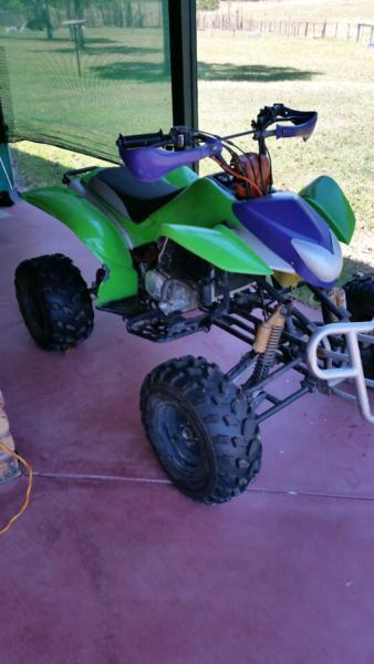 250cc Farm Quad Bike