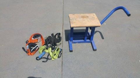 Motor bike accessories