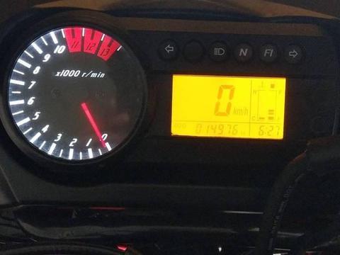2015 Hyosung GT650R LAMS