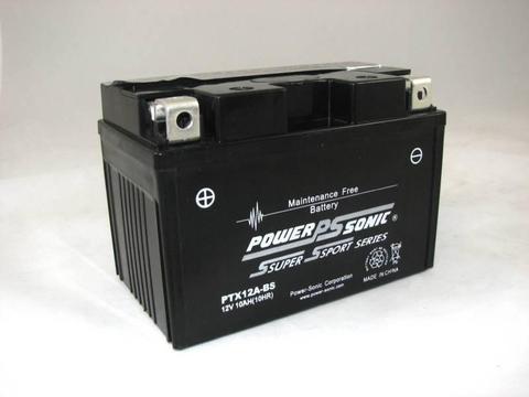 Mbike battery GT12A-BS M32ABS YT12A-BS PTX12A-BS PS Super Sport