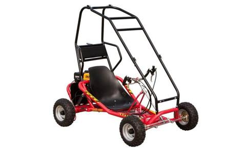 Go-Kart Off Road Complete Kit With Engine 7HP