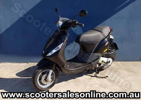2012 Piaggio Zip 100