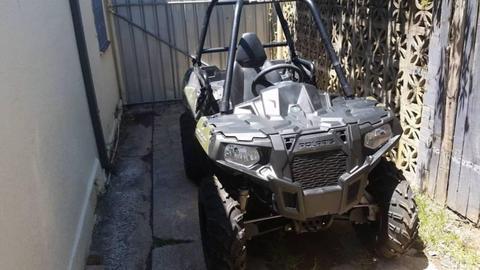Polaris Ace 570 EPS Farm buggy Hunting quad bike