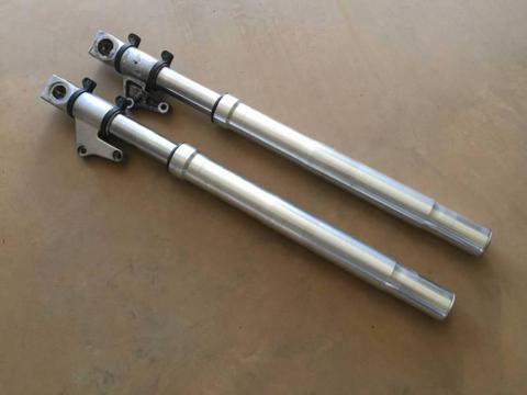 Ducati Monster Forks