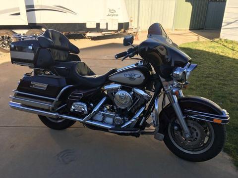 Harley Motor Cruiser