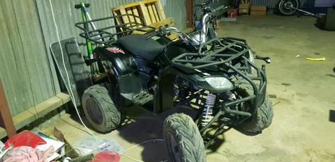 250cc atv quad bike
