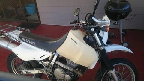 2009 Suzuki Dr 650 dual sport