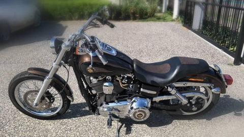 Harley Davidson Superglide FXDC 2013