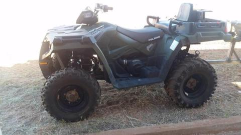 Polaris 570 X2 Quad bike