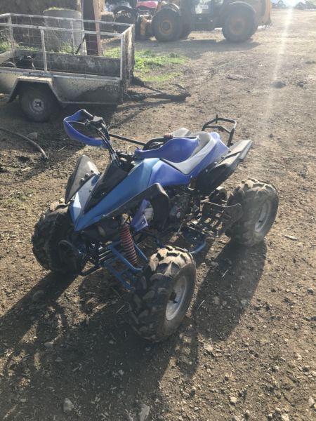 Quad Bike ATV sport