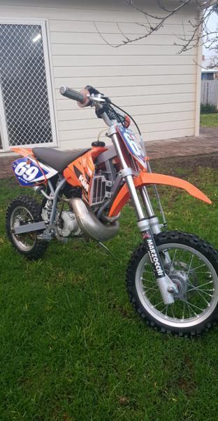Ktm 50sx dirt bike