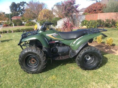 Kawasaki 300 ATV