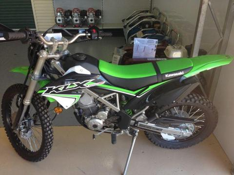 Kawasaki KLX150 Brand new ex dealer stock