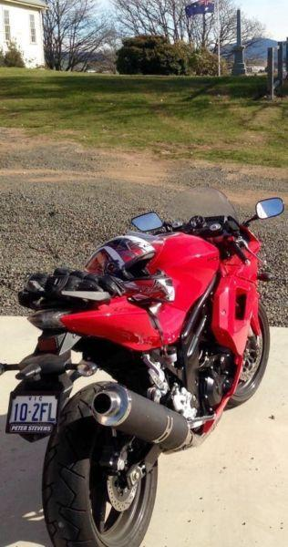 Hyosung GTR650 for swap for boat