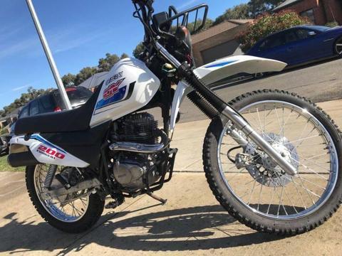 2015 200cc Trailbike