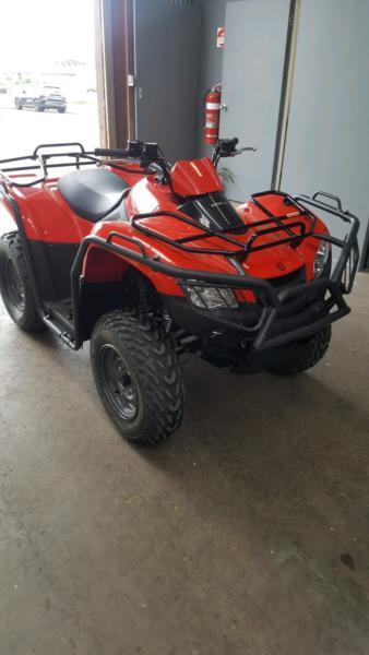 Kymco MXU 400 ATV Save $500
