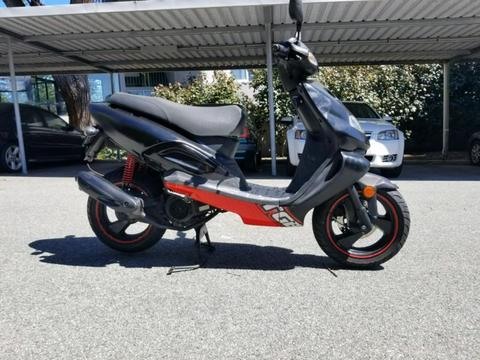 150cc Scooter & More