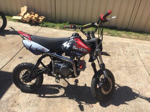 125cc thumpstar