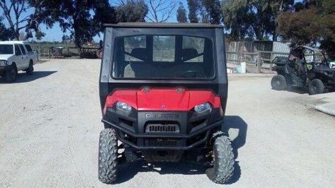 Polaris ranger 500 cabin/roof/windscreen/windshield