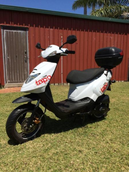 TGB Tapo 50 Scooter 2014