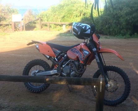 07 KTM 525