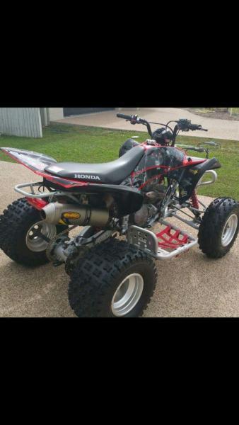 Honda TRX 400 x