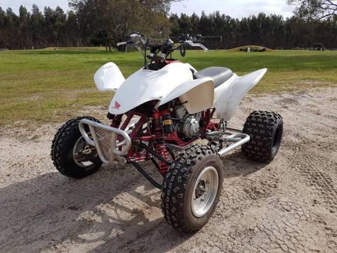 Honda TRX 300ex