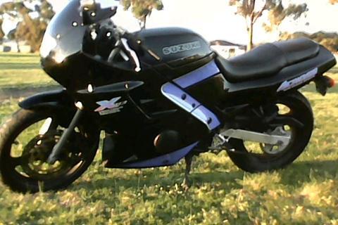 Suzuki Across 250cc
