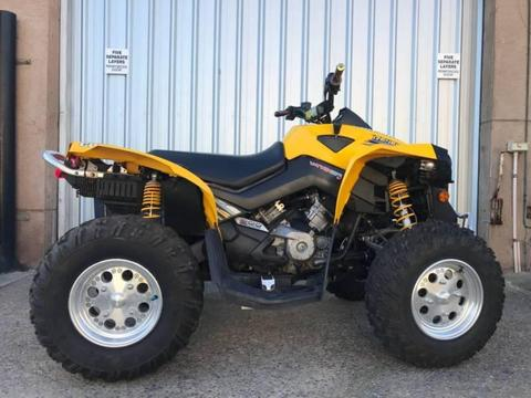 CAN AM RENEGADE 800