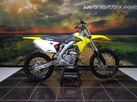 2018 Suzuki RM-Z250 250CC 249cc