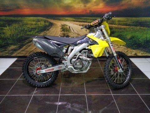 2015 Suzuki RM-Z450 450CC 449cc