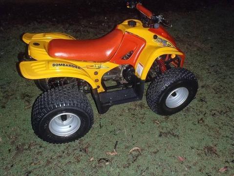 ds 90 quad bike