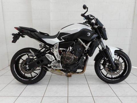 2015 Yamaha MT-07 655cc