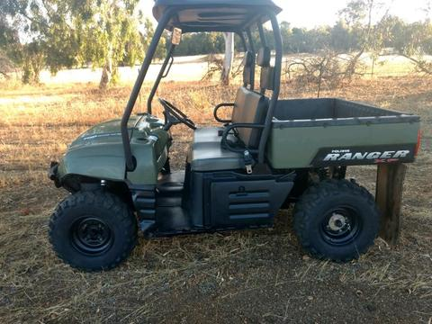 Polaris Ranger 700 4wd buggy ATV Quad